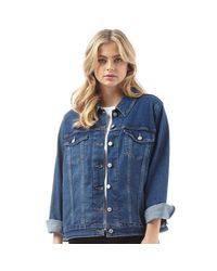 Levi's - Plus Original Trucker Jacket Blue Flight - Lyst