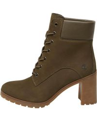 Timberland - Multicolor Allington 6 Inch Lace Boots Canteen - Lyst