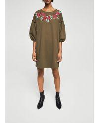 Mango | Natural Dress | Lyst