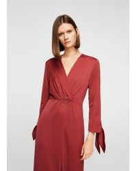 Mango | Orange Dress | Lyst