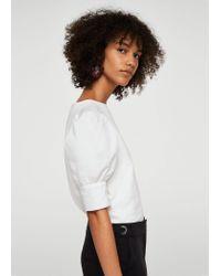 Mango - Black Trousers for Men - Lyst