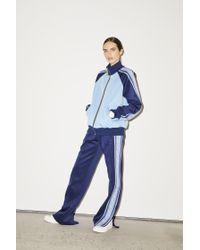 Marc Jacobs - Blue Track Jacket - Lyst