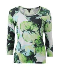 ESCADA | Green Elcim Top | Lyst