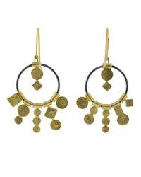 Todd Reed - Metallic Natural Diamond Earrings - Lyst