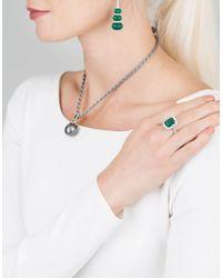 Inbar | Green Emerald Ring | Lyst