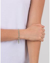 Irene Neuwirth - Multicolor Fine Aquamarine Bracelet - Lyst