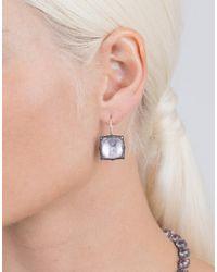 Larkspur & Hawk - Metallic Bella Drop Earrings - Lyst