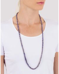 Irene Neuwirth - Multicolor Opal Bead Necklace - Lyst