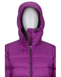 Marmot - Purple Wm's Guides Down Hoody - Lyst