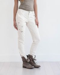 Marrakech | Natural Ruby Slim Cargo Pant | Lyst