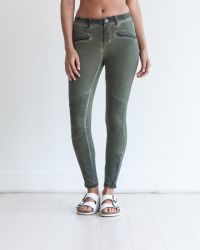 Marrakech - Green Jagger Motorcycle Legging - Lyst