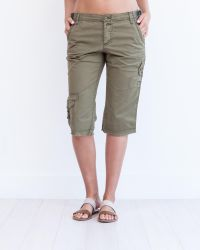 Marrakech | Green Canyon Utility Capri | Lyst
