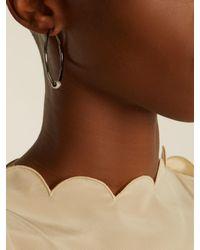 Spinelli Kilcollin - Black Pegasus Gris Diamond & White-gold Earrings - Lyst