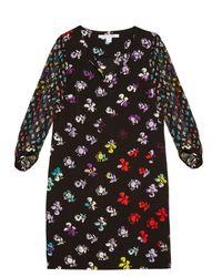 Diane von Furstenberg | Multicolor Carlton Dress | Lyst