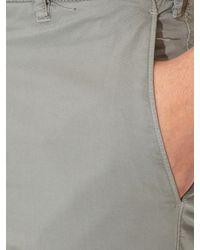J.W. Brine - Gray Owen Slim-leg Cotton-blend Trousers for Men - Lyst