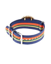 Gabriele Frantzen | Blue Watch Candy Bracelet | Lyst