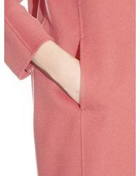 'S Max Mara - Pink Ada Coat - Lyst