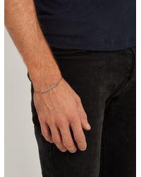 Title Of Work - Multicolor Sterling-silver Bracelet for Men - Lyst