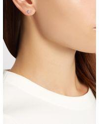 Raphaele Canot - Multicolor Deco Rocks Diamond & White-gold Earrings - Lyst