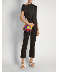 Loewe - Multicolor Elephant Leather Cross-body Bag - Lyst