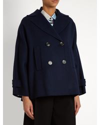 Weekend by Maxmara Blue Sassari Jacket