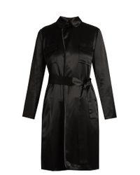 Diane von Furstenberg | Black Blaine Two Coat | Lyst