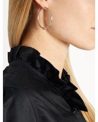 Spinelli Kilcollin | Metallic Pegasus Diamond, Silver & Yellow-gold Earrings | Lyst