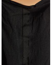 The Row - Black Sabeen Short-Sleeve T-Shirt - Lyst