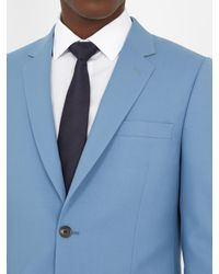 Paul Smith | Blue Soho-fit Wool Suit for Men | Lyst