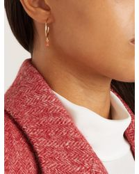 Isabel Marant - Multicolor Perky Hoop-drop Earrings - Lyst