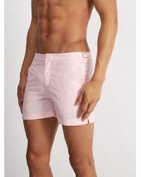 Orlebar Brown - Pink Setter Swim Shorts for Men - Lyst