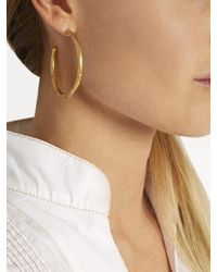 Alighieri - Metallic No Lie Gold-plated Earrings - Lyst