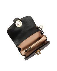 Chloé | Black Mily Medium Leather Shoulder Bag | Lyst