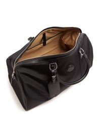 Dunhill - Black Guardsman Holdall for Men - Lyst