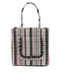Shrimps Cormac Checked Wool Bag - Lyst 7404f554fadf9