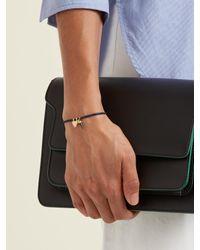 Isabel Marant - Blue Charm Friendship Bracelet for Men - Lyst