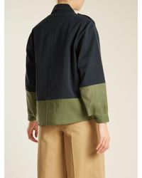 MYAR - Multicolor 1950s M65 Hungarian Army Cotton Field Jacket - Lyst