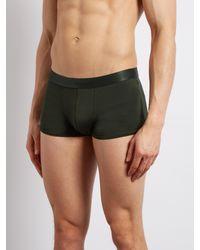 CDLP | Green Stretch-jersey Boxer Trunks for Men | Lyst