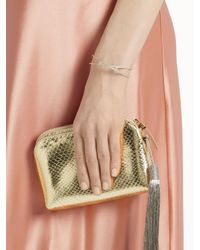 Susan Foster - Metallic Diamond & Yellow-gold Bangle - Lyst