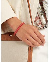 Isabel Marant - Multicolor Lacquered-brass Bracelet - Lyst