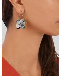 Anissa Kermiche - Metallic Silver-plated Earrings - Lyst
