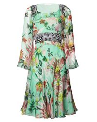 Matthew Williamson | Multicolor Printed Jersey Dress | Lyst