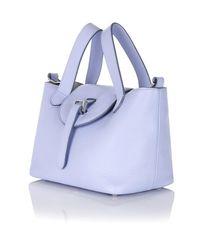 Meli Melo - Purple Thela Mini Cross Body Bag Pale Lavender - Lyst
