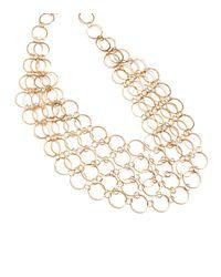 Melissa Joy Manning | Metallic Collar Necklace | Lyst