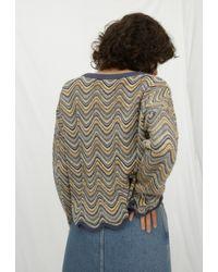 MiH Jeans - Multicolor Arlo Sweater - Lyst