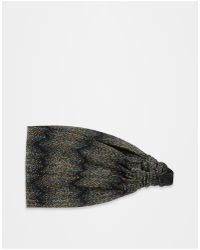Missoni - Natural Head Band - Lyst