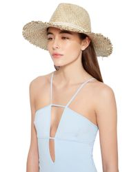 Eugenia Kim - Natural Ailin Woven Straw Hat - Lyst