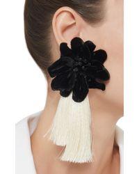 Johanna Ortiz - Black M'o Exclusive Mystic Mistress Earrings - Lyst