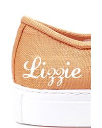 Del Toro - Orange Sardegna Sneaker - Lyst