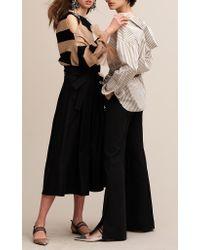 Dorothee Schumacher - Black Look Sharp High Waist Pant - Lyst